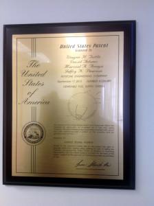 Keystone Award 1